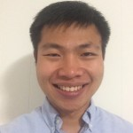 This is a photograph of PhD student Shanglong Zhang